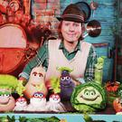 Gardening god: CBeebies star Mr Bloom has caused a stir with mums