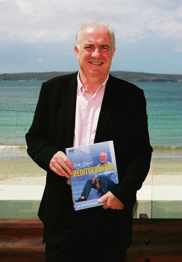 Fisherman's friend: celebrity chef Rick Stein