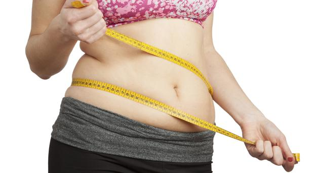 Measured success: losing weight can be a hard slog