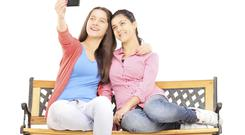 Snapped up: the camera phone gave birth to the explosion of the selfie
