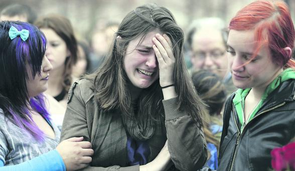 Pain barrier: heartbreak as people come to terms with the aftermath of the Boston marathon blasts