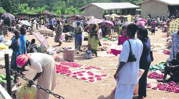 Female refugees are often raped and abused in Nigeria