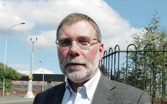 Nelson McCausland MLA is chair of the Assembly's culture, arts and leisure committee