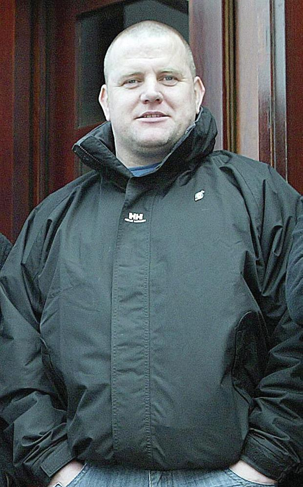 Tommy Crossan was murdered by a republican paramilitary group