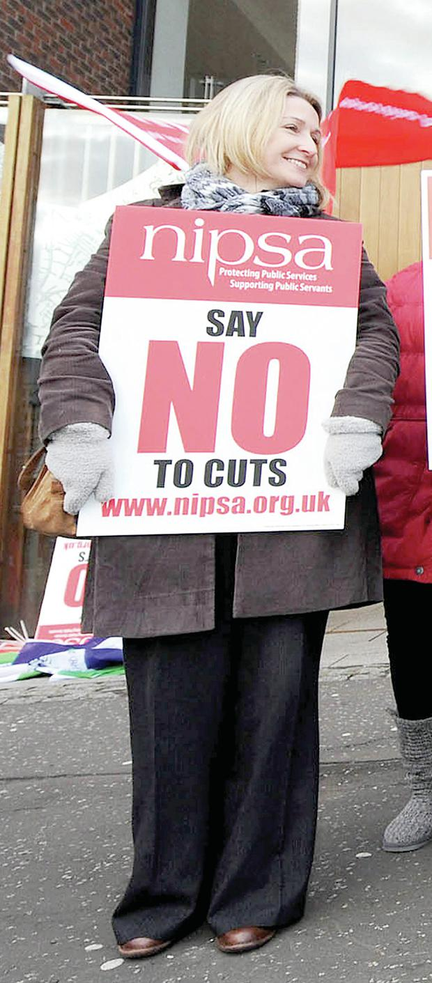At the last full count in 2012, unions affiliated to the Irish Congress of Trade Unions (ICTU) boasted 241,000 members in the north