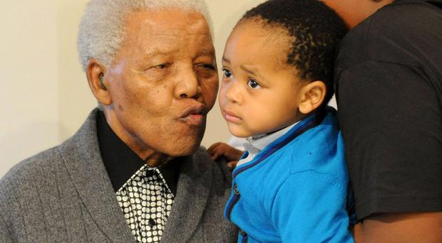 Nelson Mandela could be steely as well as charming