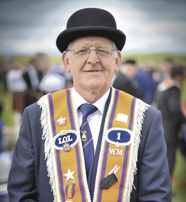 In the spotlight: the Orange Order