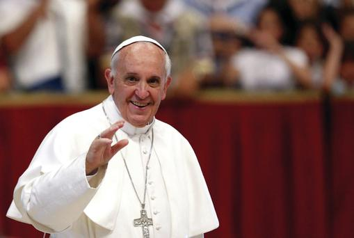 Papal visit: Northern Ireland needs to demonstrate the same maturity and confidence to the outside world.