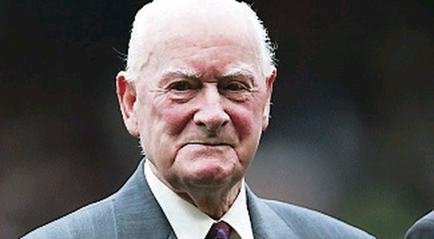 Modest hero: Sir Tom Finney