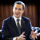 George Osborne wants the UK corporation tax rate to come down to less than 15%