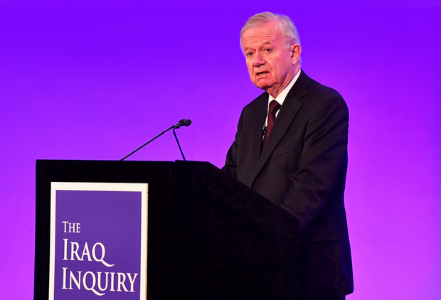 Lord Chilcot's report criticised Tony Blair's decision to go to war in Iraq