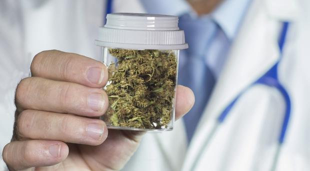MPs will discuss the legalisation of cannabis tomorrow