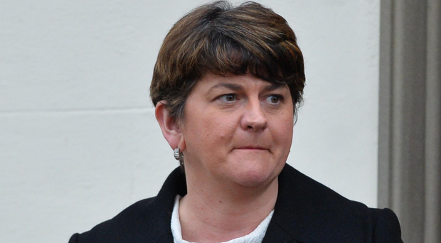 Arlene Foster's future as First Minister is being widely debated