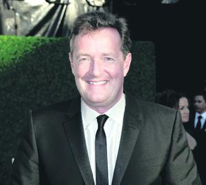LOS ANGELES, CA - JULY 09:  TV personality Piers Morgan arrives at the BAFTA Brits To Watch event held at the Belasco Theatre on July 9, 2011 in Los Angeles, California.  (Photo by Kevork Djansezian/Getty Images)