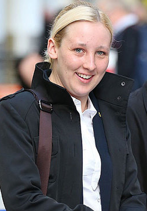 Inspiring newcomer: the SNP's 20-year-old MP Mhairi Black
