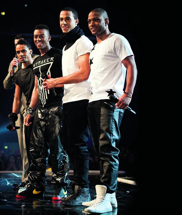 Moving on: JLS are to go separate ways