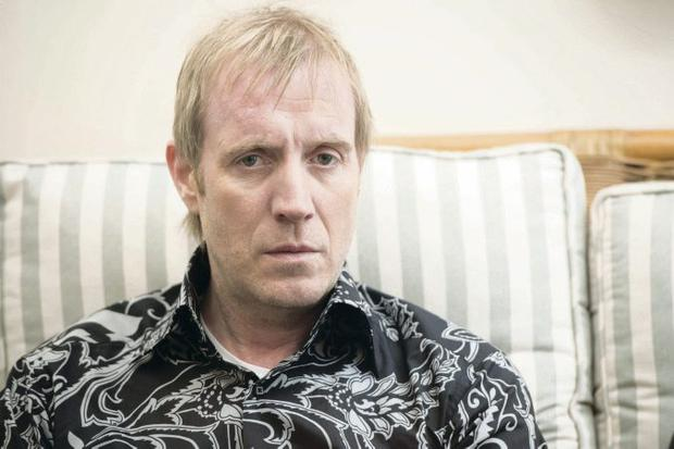 Outburst: Rhys Ifans