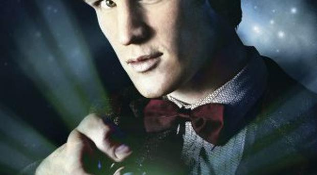 Matt Smith as Doctor WhoMatt Smith as Doctor Who