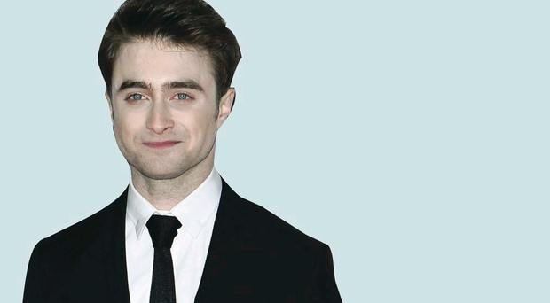What doctor ordered: Daniel Radcliffe