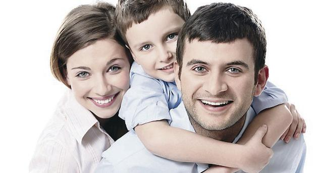 Family matters: parents need time with their children