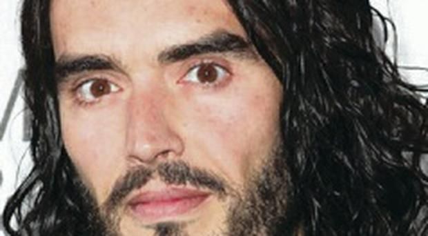 Russell Brand has an original way of seeing the world