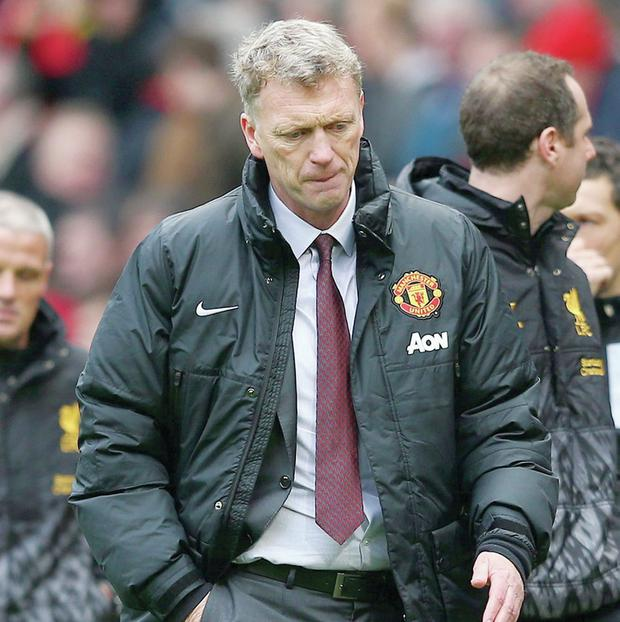 Early substitution: David Moyes was the wrong fit for Man Utd