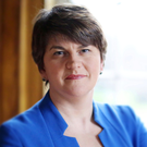 Centre stage: Arlene Foster faces big challenges in 2016