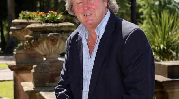 Charlie Lawson says Belfast will always be home for him.