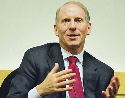 Speculation is growing that Richard Haass will be back to restart talks on dealing with the most divisive issues facing Northern Ireland