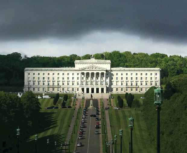 Relations between the two largest parties at Stormont reached a new low this week