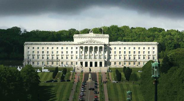 Trouble afoot at Stormont