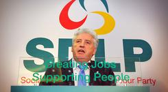 Dr Alasdair McDonnell (pictured) faces a challenge to his SDLP leadership from Colum Eastwood