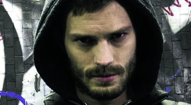 Jamie Dornan plays serial killer Paul Spector in The Fall, set in Belfast.