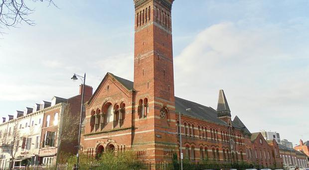 For sale: old Methodist church