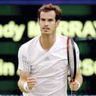 Imperious: Andy Murray