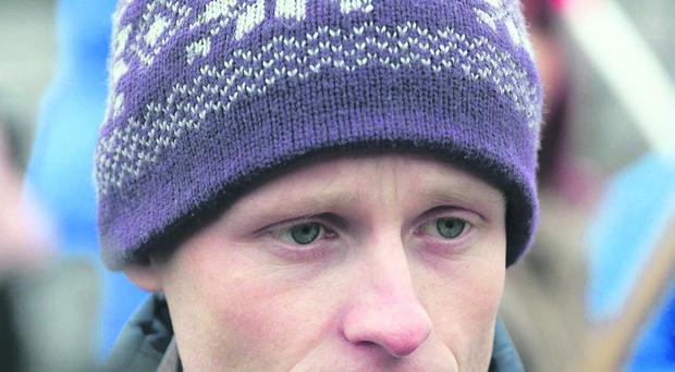 Jamie Bryson will be allowed to stay out later at night to help his football team's end of season push for success, a Belfast court has heard