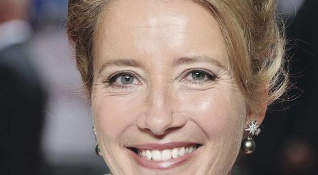 Starring role: Emma Thompson