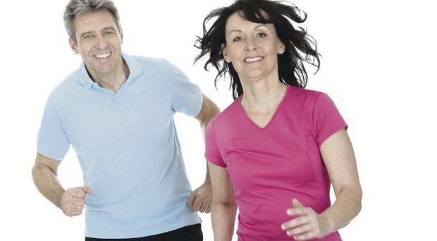 Fighting fit: don't wait to shed pounds