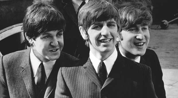 Band of ages: the Beatles were charting around the time I arrived in the world
