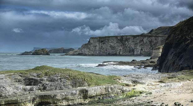 Timeless beauty: The majestic splendour of the Antrim Coast, where Nuala goes to think
