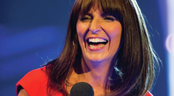 Screen appeal: Davina McCall will be hosting the Stand up to Cancer night next weekend