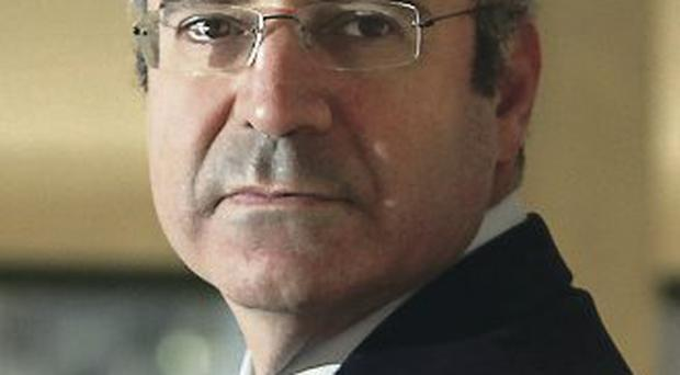 Freedom fighter: Bill Browder