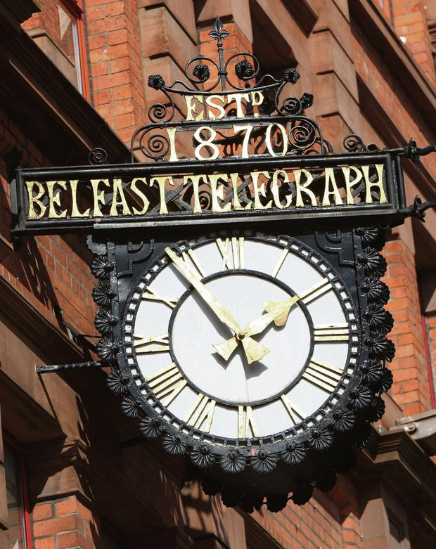 Opinion: the Belfast Telegraph