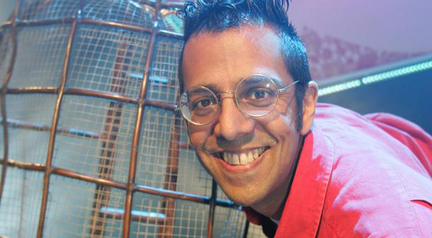 Legal battle: Simon Singh