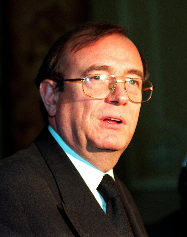 Shameful: Lord Sewel