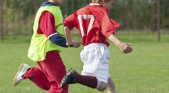 Competition: kids' football