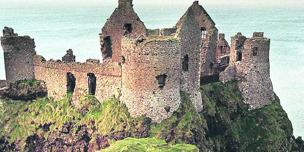 Dirty secrets: does Dunluce Castle hide a multitude of sins too?