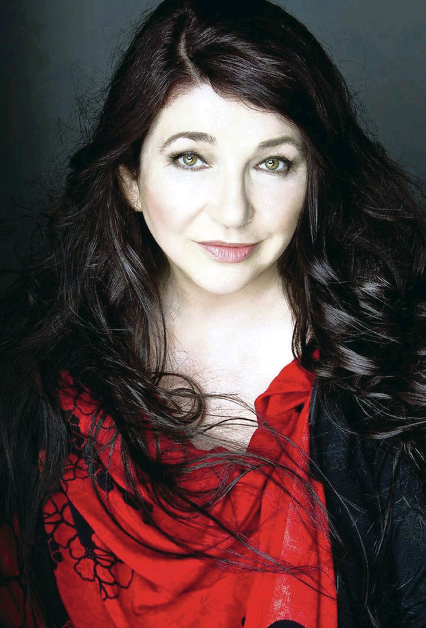Songstress Kate Bush