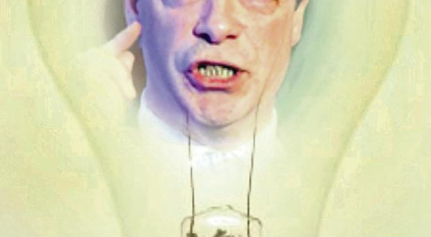 Light bulbs have undergone a baffling EU makeover, sure to add fuel to the fire of eurosceptic Nigel Farage
