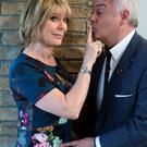 Eamonn Holmes admits he feels uncomfortable holding hands with wife Ruth Langsford